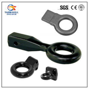 Tow Hitch Receiver Drawbar Forged Pintle Eye pictures & photos