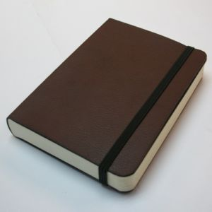 Pocket Size PU Diary with Elastic Band (K2-022)