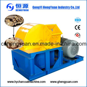 Big Output Wood Hammer Mill Crusher Machine with Cyclone pictures & photos