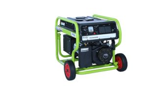 3kVA Gasoline Generator with 100% Copper Winding Alternator pictures & photos