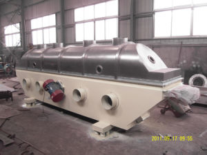Vibrating Fluid Bed Drying Machine