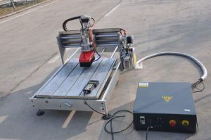 Mini CNC Router for Metal Process pictures & photos