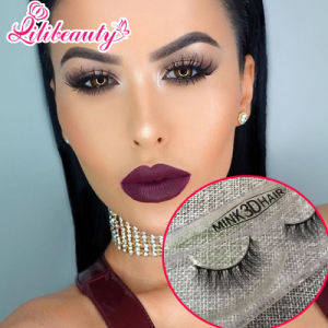 Natural Beauty False Eyelashes Crisscross Mink Eyelashes pictures & photos