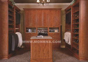 Solid Wood Cloakroom with ISO and E1 Standard