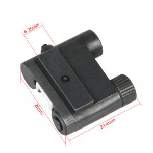 Hunting Mini Tactical Rear Red Laser Pointer Sight Cl20-0047 pictures & photos