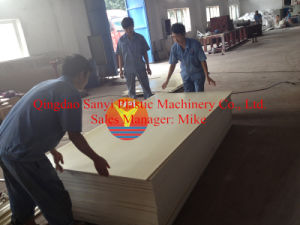 New Functional Board for Kitchen Cabinet/WPC Foam Board Machine pictures & photos