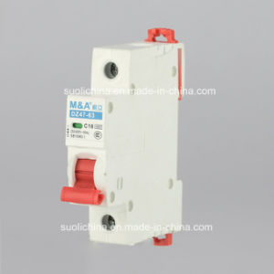 New Dz47-65 16ampere Series Circuit Breaker Electric MCB pictures & photos