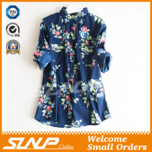 High Quality Cotton Women and Ladies Fashion Printing Apparel