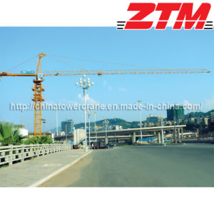Construction Machinery Tower Crane Through ISO9001: 2008 (TC)