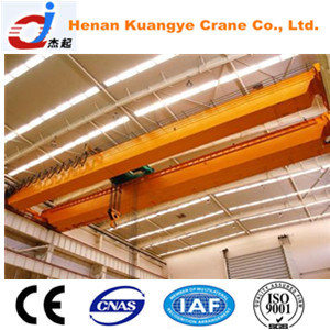 5-50/10t Double Girder/Beam Overhead/Bridge Eot Crane