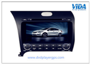 Two DIN Car DVD Player for KIA K3/Cerato 2013 pictures & photos