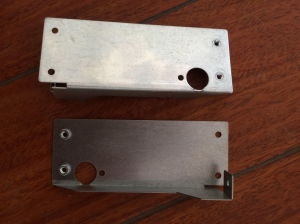 Galvanized Crs Stamping Parts pictures & photos