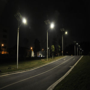 Solar Lighting Systems, Wind Solar Lighting System (50W LED Light) pictures & photos
