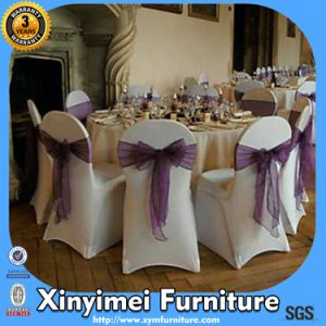 Wedding Spandex Lycra Elastic Chair Cover (XY20) pictures & photos