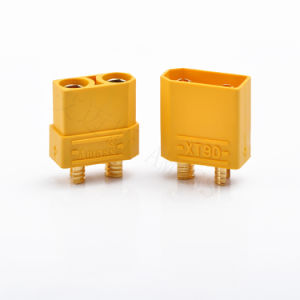 Amass Xt90 4.5mm Gold Plated Banana Plug