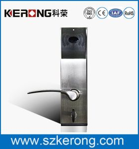 for Luxury Resort Use High Quality Steel Hotel Electronic Door Lock
