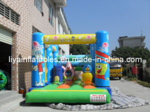 Inflatable Castle Jumping Castle (LY04100)