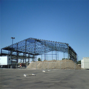 Famous Light Steel Frame Structure Building pictures & photos