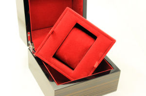 China Matte Finish Wooden Drawer Box for Watch pictures & photos