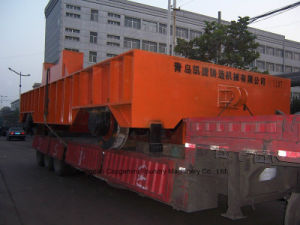 Molten Steel Transfer Car for Casting/ Ladle Transport Car/ Car for Casting Process pictures & photos