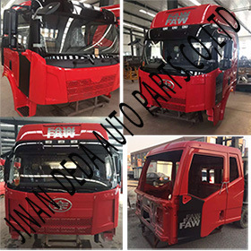 Driver′s Cab for FAW J6 pictures & photos