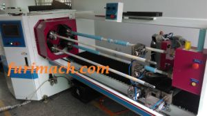 Four-Shaft PVC Electrical Tape Slitting & Making Machine pictures & photos