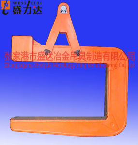 C-Hook with Frame Structure of Crane Lifter