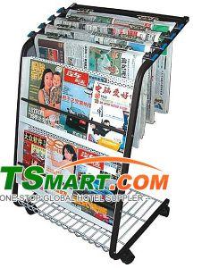 Iron Magazine Rack (000002332) pictures & photos