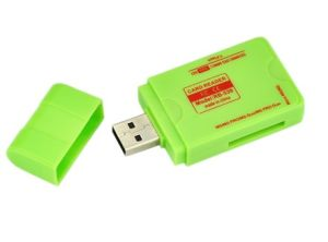 Slim Design All in One Card Reader (FCR-22) pictures & photos