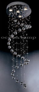Crystal chandelier Lighting (ODF9526/40) pictures & photos