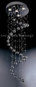 Modern K9 Crystal Chandelier Lighting for Hotel (ODF9526/40) pictures & photos
