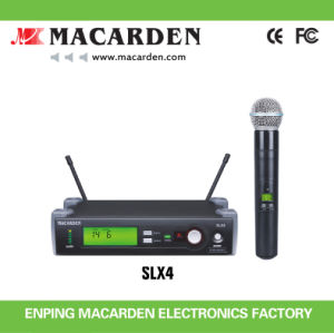 UHF Single Channel Wireless Microphone (SLX4)