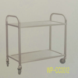 Stainless Steel Food Serving Trolly/ Cart, in Dining Room, Hotel, Restaurant Et pictures & photos