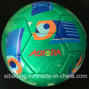 Cheap Customized Machine Stitch Soccer/Football