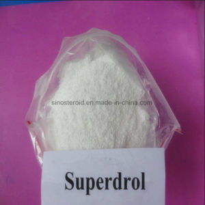 99% Muscle Building Raw Methasterone Superdrol Powder CAS 3381-88-2 pictures & photos