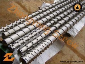 Extrusion Screw Barrel Extruder Screw Barrel Plastic Machinery Components pictures & photos