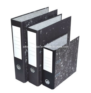 A4, A5, FC, Letter and Legal Marble Lever Arch File pictures & photos