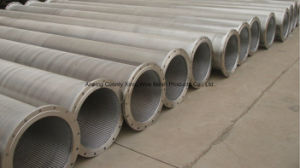 Stainless Steel Pipe Screens pictures & photos