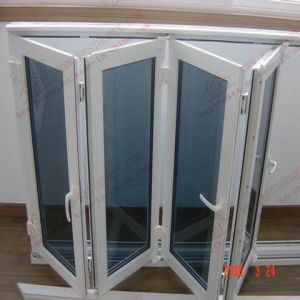 Superior Quality Aluminium Bi-Folding Window (BHA-FW11) pictures & photos