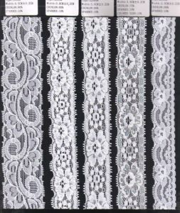 Different Width Stretch Raschel Lace Trim (with oeko-tex certification W70014) pictures & photos