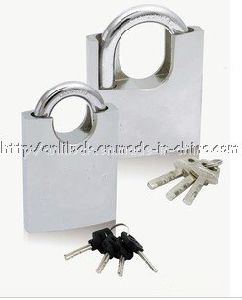 Wrapped Steel Padlock (AL-412) pictures & photos