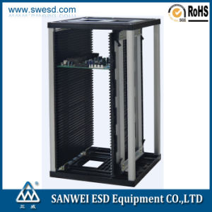 M Size SMT Antistatic ESD PCB Magzine Rack (3W-9805301B2/B2G) pictures & photos