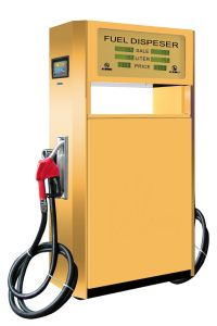 Double Nozzle Wayne Type Fuel Dispenser; Best Quality pictures & photos