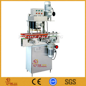 Automatic in-Line Capper / Shanghai Port Bottle Capping Machine pictures & photos