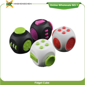 Cheap China Toy Anti Stress Toys Fidget Cube Maggi Cube Anti Stress Magnet Cube pictures & photos