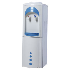 Concise Floor Standing Water Dispenser with/Without Cabinet (XJM-1291) pictures & photos