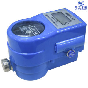 New Type RF Card Drinking Water Meter pictures & photos