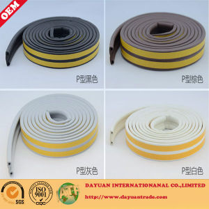 Soft Foam Aluminum Window Rubber Gasket pictures & photos