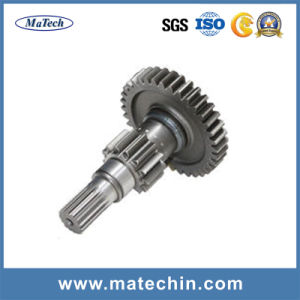 OEM 316 Stainless Steel CNC Machining Forging for Industrial Shaft Shaft pictures & photos
