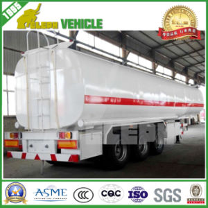 42000~45000liters Large Capacity Fuel Tanker Trailer pictures & photos